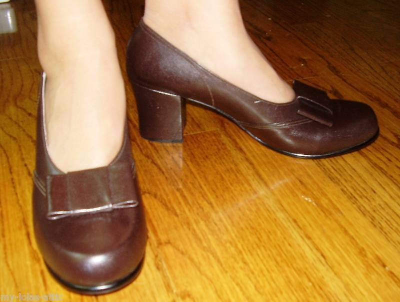Excellent Womens Shoes In The 1930s And 1940s Were Classified As