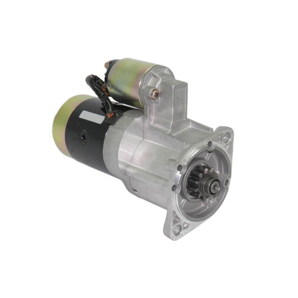 Toyota New Parts Online: New Toyota Forklift Parts Starter PN TY00591-07230-81