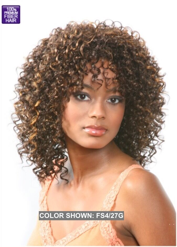 PREMIUM SYNTHETIC WIG 'OTTO' M879 BOBBI BOSS MIDWAY CURLY ...