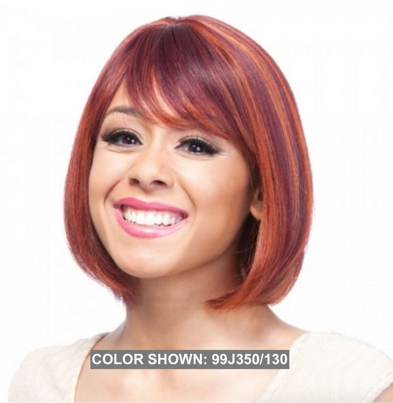 styling human hair wigs it s a wig nia 100 human hair wig style bob cut wig 6033 | s l1000