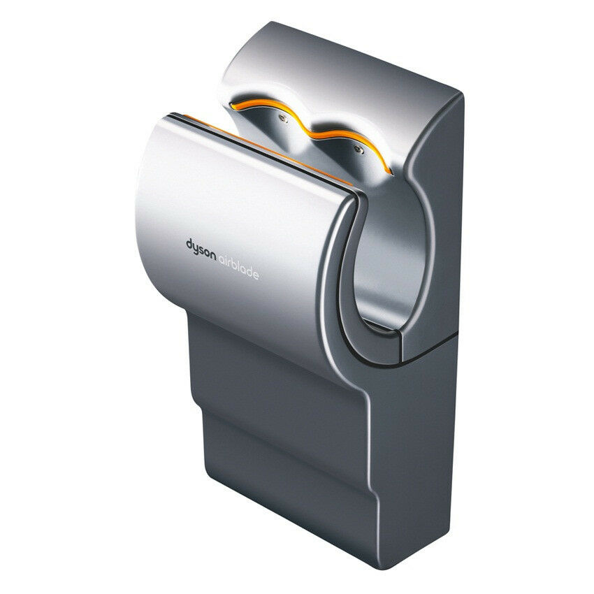 dyson airblade hygienic hand dryer ab 04 120v abs grey ebay. Black Bedroom Furniture Sets. Home Design Ideas