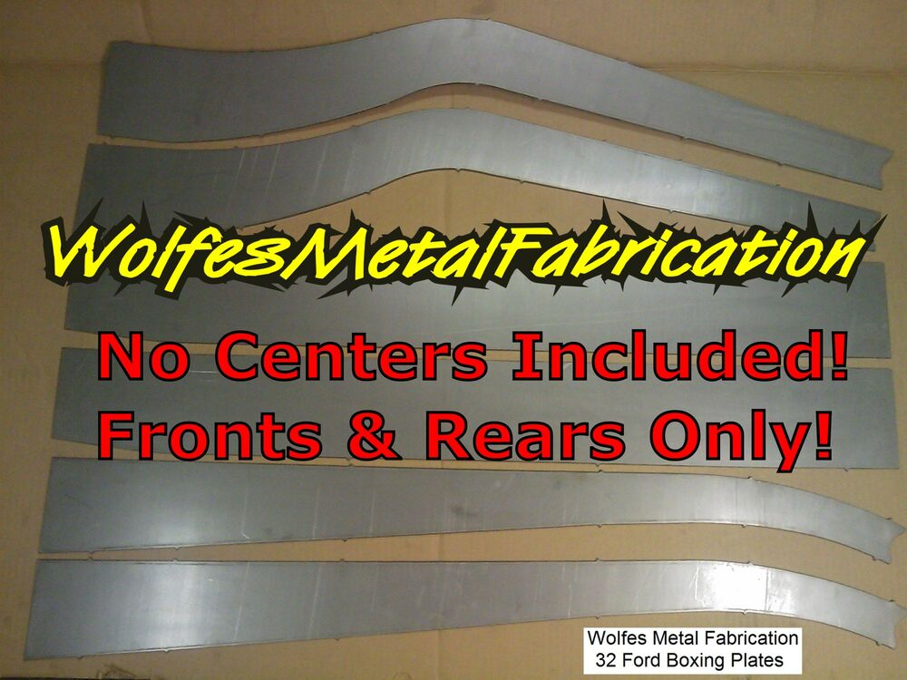 ebd10406cfae Details about 1932 Ford Frame Fronts   Rears ONLY 1 8