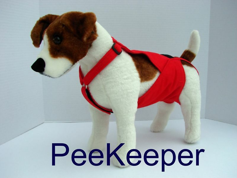 peekeeper escape proof dog diapers for male and female ebay