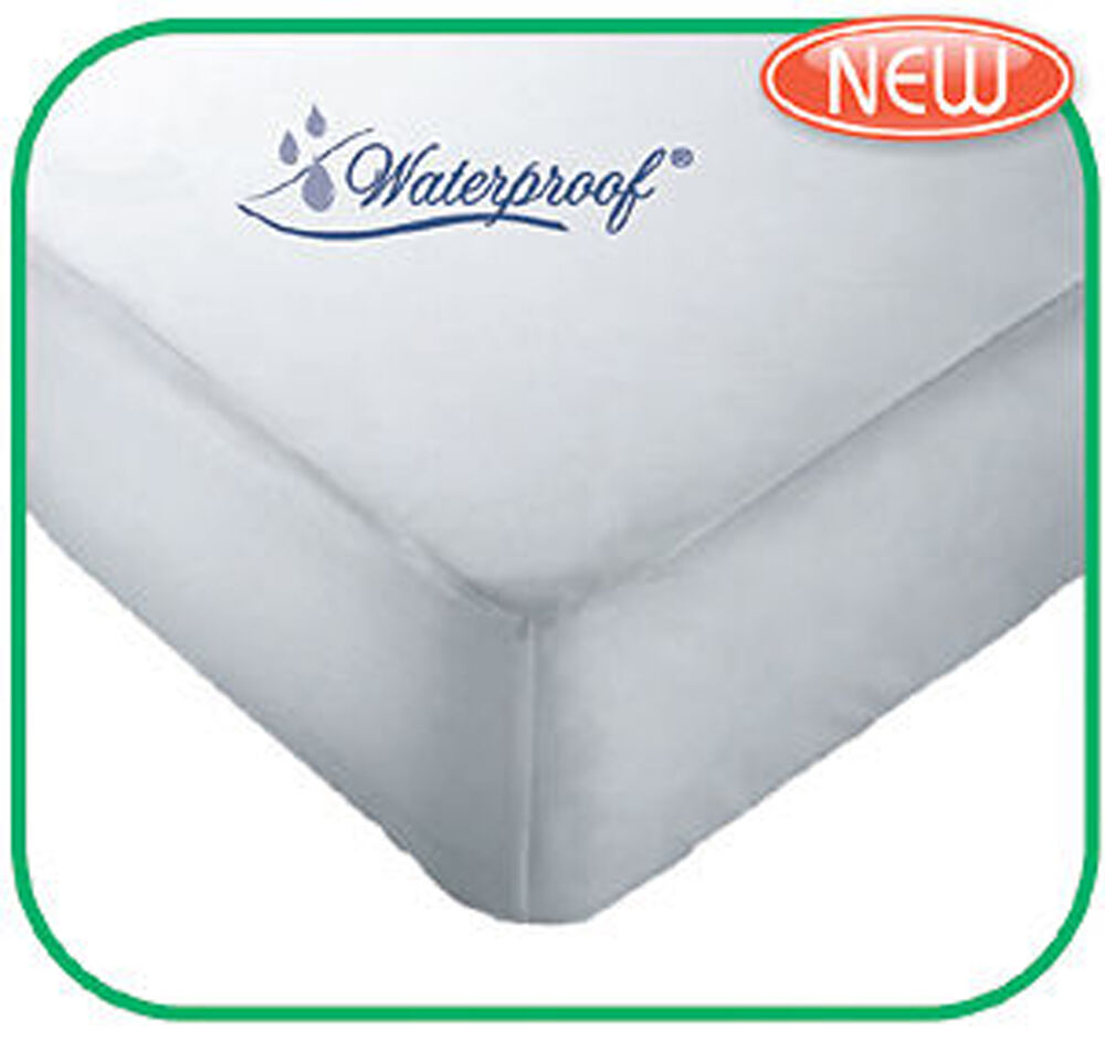 Delightful PLASTIC MATTRESS PROTECTOR BED WETTING SHEET/COVER | EBay