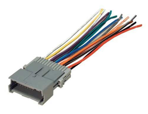 saturn cd playerradio stereo install car wire wiring harness cable ebay
