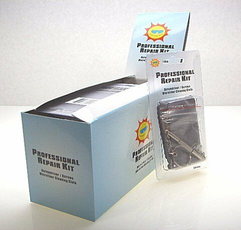 PROFESSIONAL GLASSES SUNGLASSES REPAIR KIT eBay