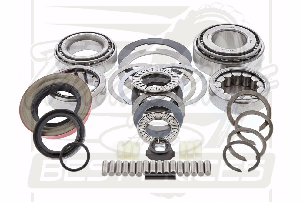Gm Chevy Ford T5 5 Speed Transmission Rebuild Kit 83 Manual Guide