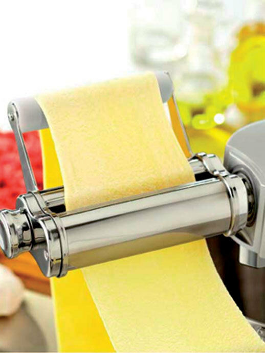 how to use kenwood pasta roller