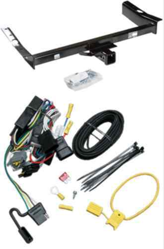 Ford Trailer Wiring Harness Kit : Ford windstar trailer tow hitch w wiring kit ebay