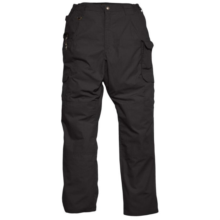 You are viewing the Taclite Pro Pant in Black and Dark Navy. Taclite Pro Pants feature a lightweight poly/cotton ripstop fabric for ultimate breath ability and a .