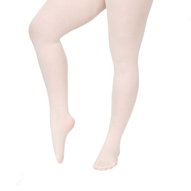 1 Ballet Dance Tights Sock. Soft, durable, elastic, this sock fits for both dance and daily wear. Compared with similar price dance clothing, ours is the most close skin, safe and eco-friendly.