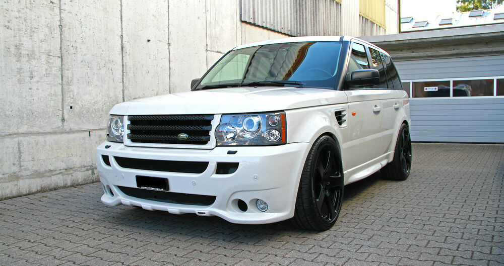 range rover sport tieferlegung f r luftfahrwerk airmati ebay. Black Bedroom Furniture Sets. Home Design Ideas