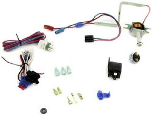 700r4 lockup wiring kit complete relay ebay. Black Bedroom Furniture Sets. Home Design Ideas