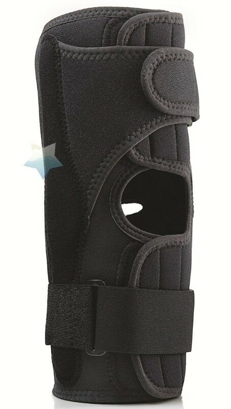 Brace Your Eyes The Most Beautiful Women On Earth: FLA Pro-Lite Orthopedic Wrap-Around Hinged Knee Brace