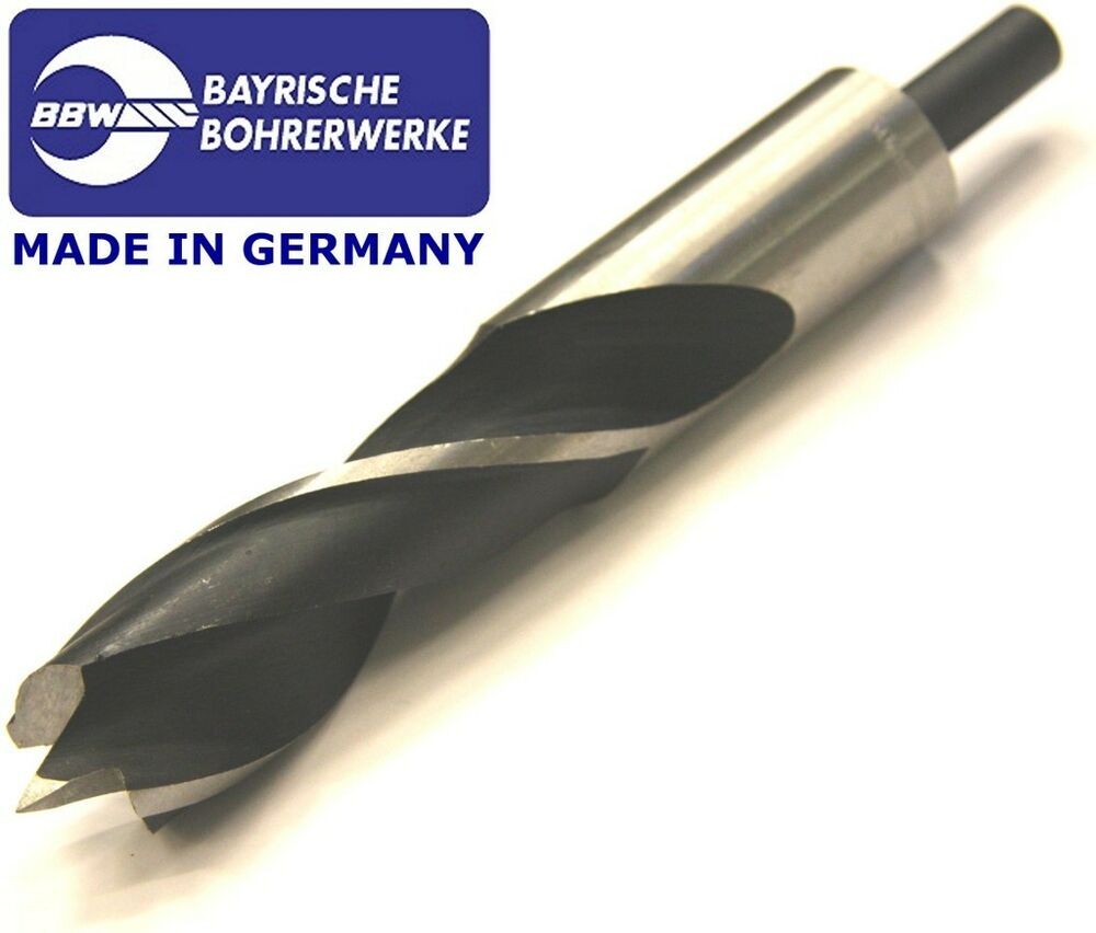 bbw 30mm brad point wood drill bit made in germany ebay. Black Bedroom Furniture Sets. Home Design Ideas