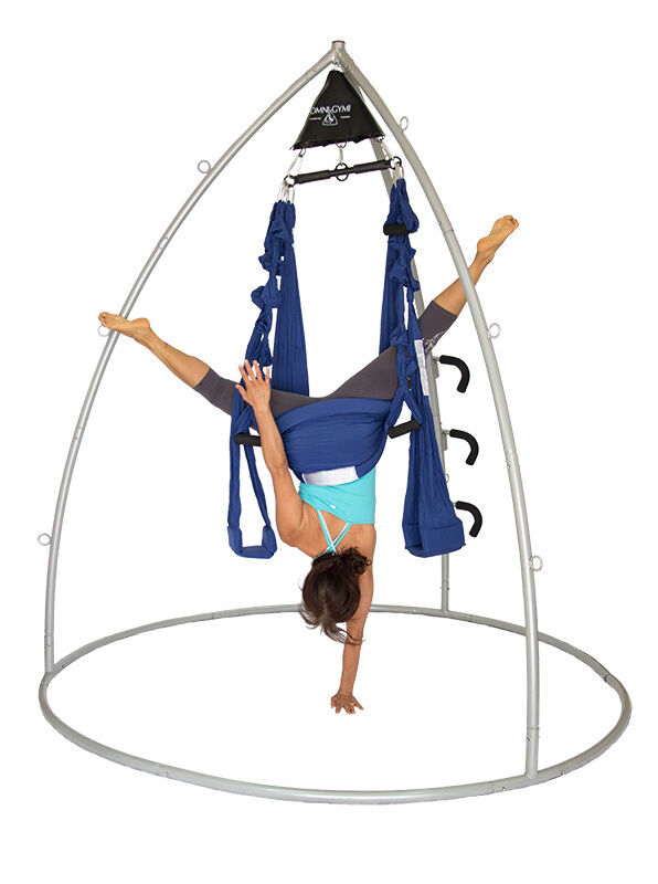 Omni Gym Stand Total Yoga Swing Inversion Therapy ...