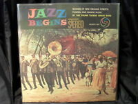The Young Tuxedo Brass Band - Jazz Begins