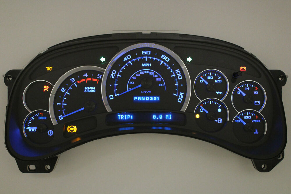 2005 chevy silverado gauge cluster how to replace autos post. Black Bedroom Furniture Sets. Home Design Ideas