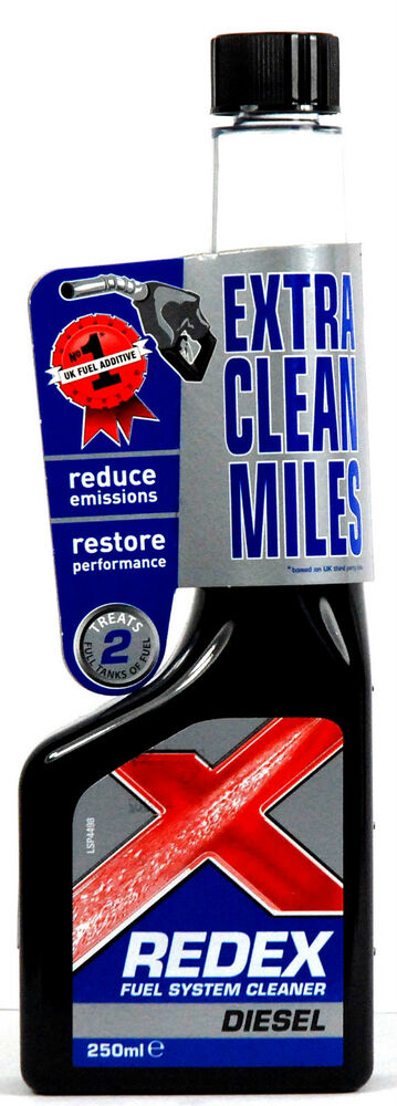 redex petrol injector cleaner instructions