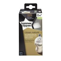 Tommee Tippee Closer to Nature 260ml Baby Bottle