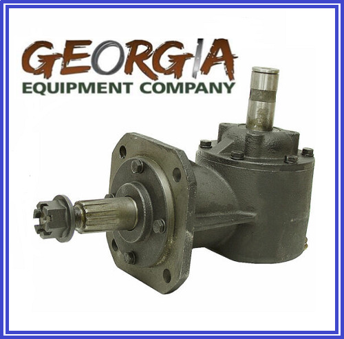 Rotary Cutter Gearbox Shearpin 45hp Fits 4 Amp 5 Mowers 12