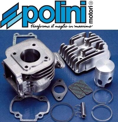 kit 50 polini cylindre piston joint mbk booster spirit ebay. Black Bedroom Furniture Sets. Home Design Ideas