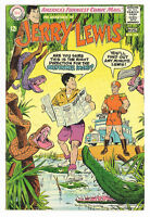 Adventures of Jerry Lewis #107, DC 1968 VF