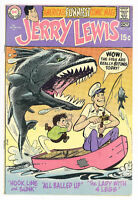 Adventures of Jerry Lewis #120, DC 1970 VF