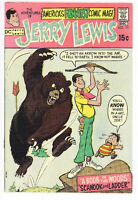Adventures of Jerry Lewis #121, DC 1970 VF-