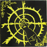 """CREAMING JESUS Dead Time EP Lillies Katie Daisy Chainsaw 12"""" 1991 gothic new"""
