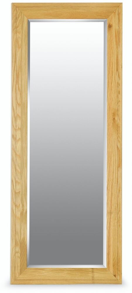 oak furniture large bedroom hallway living room wall mirror ebay