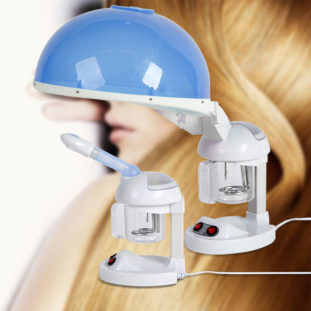 2in1 Table-top Facial & Hair Steamer Ozone Aroma Hair
