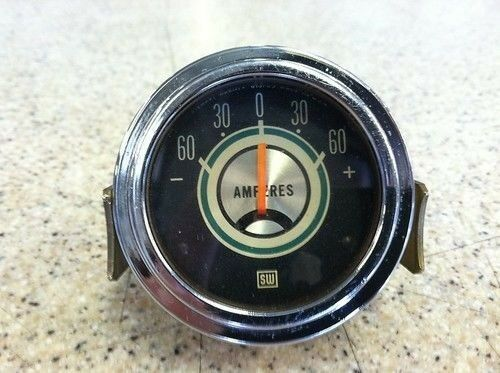 boat gauges vintage