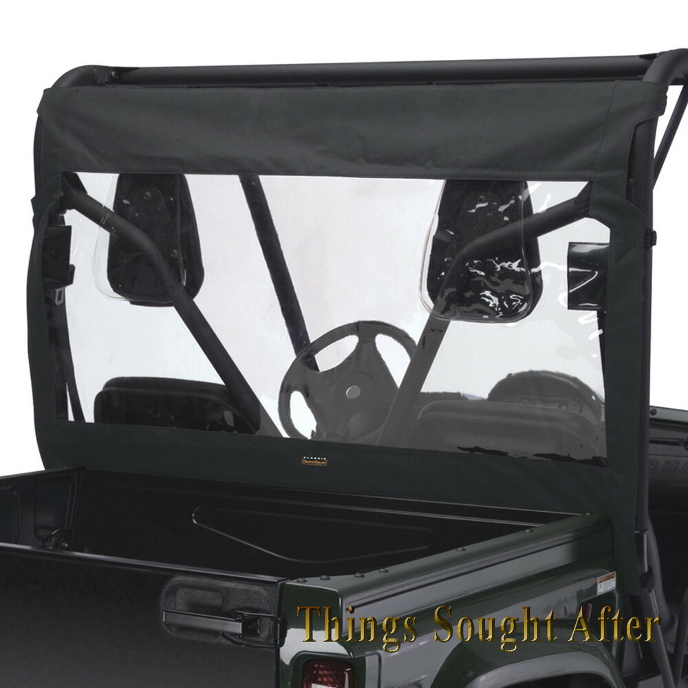 Windshield For Yamaha Rhino
