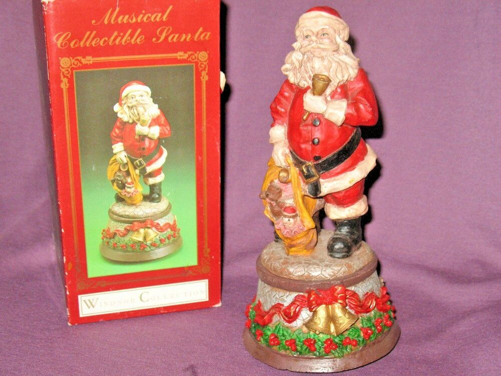 Windsor collection wish you a merry christmas santa claus