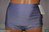 Nwt  Adult Panty Size-medium Lilac nylon/lycra Dance cheer Brief-#8700-DSO+2
