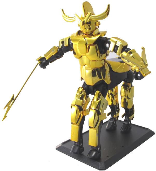 Saint Seiya Myth Cloth Gold Lucky Draw Fake Sagittarius