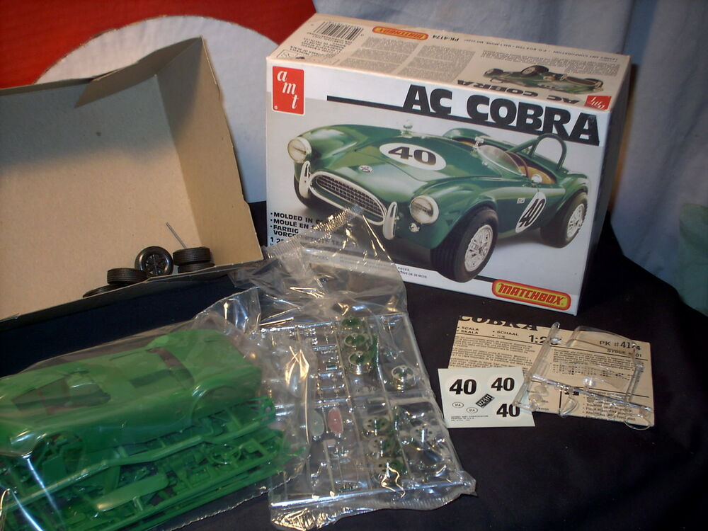model kit ac cobra ebay. Black Bedroom Furniture Sets. Home Design Ideas