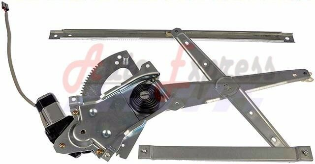 Fits ford explorer front left power window regulator w for 2000 ford explorer window regulator
