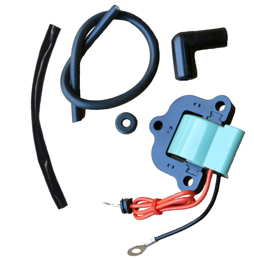 Ignition Coil For Some Johnson Evinrude 1970 39 S 50hp To 135