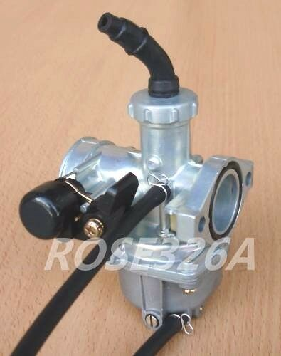 carburetor 70cc 90cc 110cc 125cc atv quad dirt pit bike go kart carb pz25 ebay. Black Bedroom Furniture Sets. Home Design Ideas