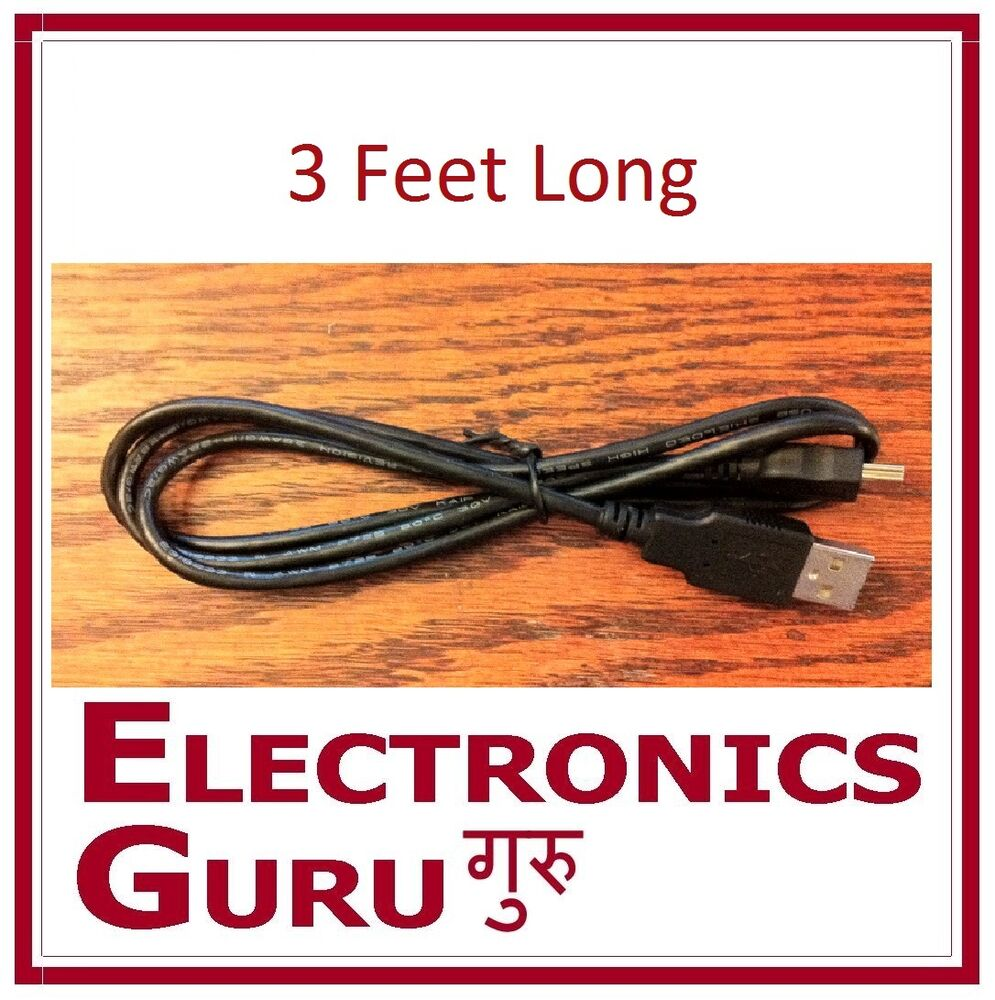 3ft Usb Data Link Cable Computer Leapfrog Leap Frog My Own