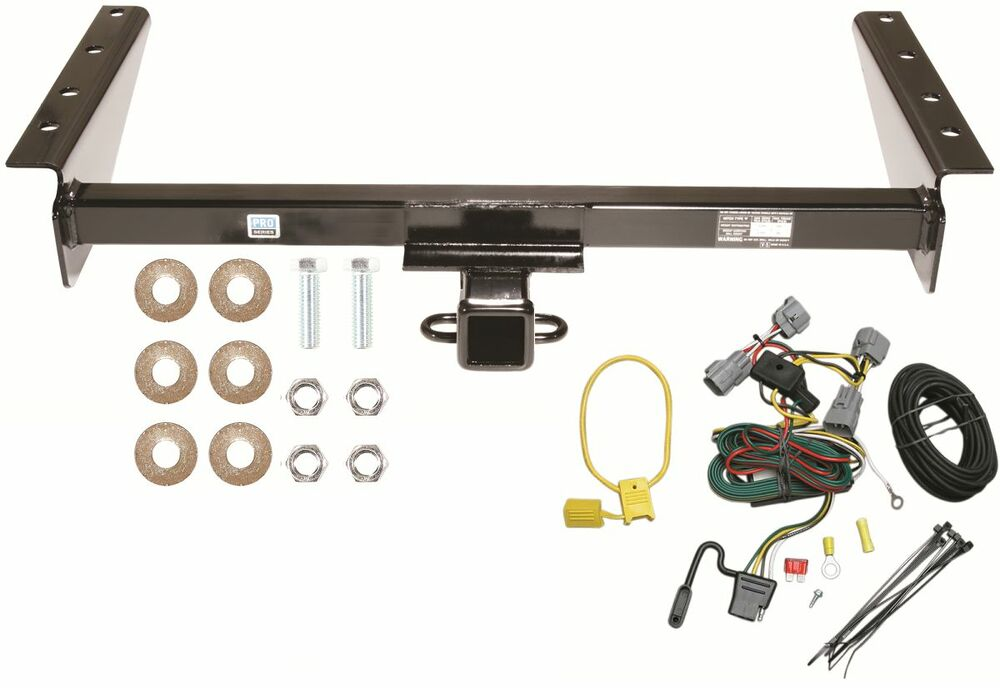 1994-1998 jeep grand cherokee trailer hitch w/ wiring kit ... 90 jeep cherokee wiring for trailer