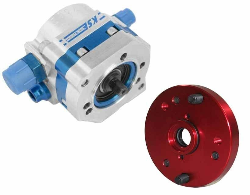 Stock Car Products: KSE HPD POWER STEERING PUMP & STOCK CAR PRODUCT DRY SUMP