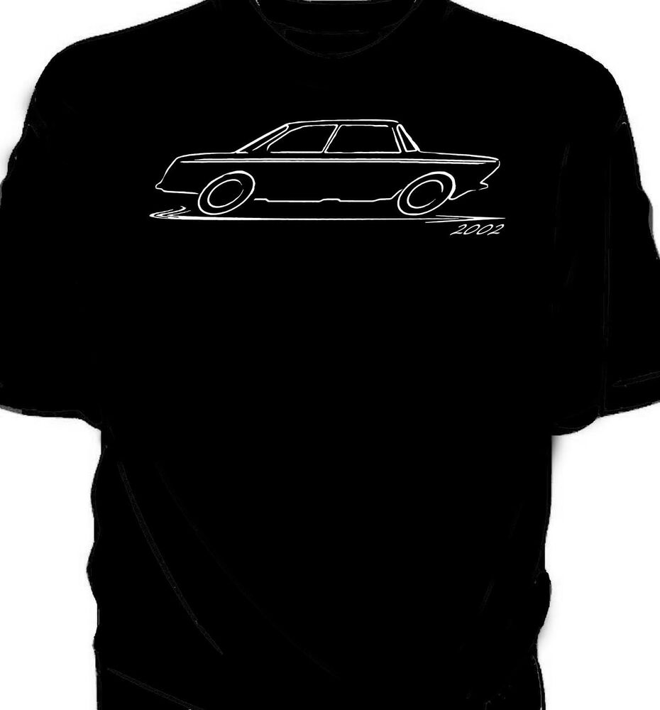 original sketch bmw 2002 t shirt ebay. Black Bedroom Furniture Sets. Home Design Ideas