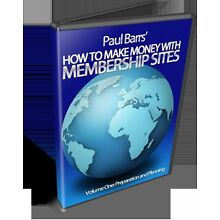 6 Powerful Videos Showing You How To Make Money With Membership Sites on 1 CD
