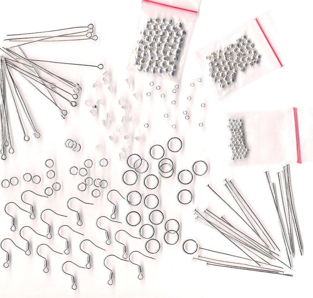 Jewelry huge wholesale lot making earring supplies craft for Earring supplies for jewelry making
