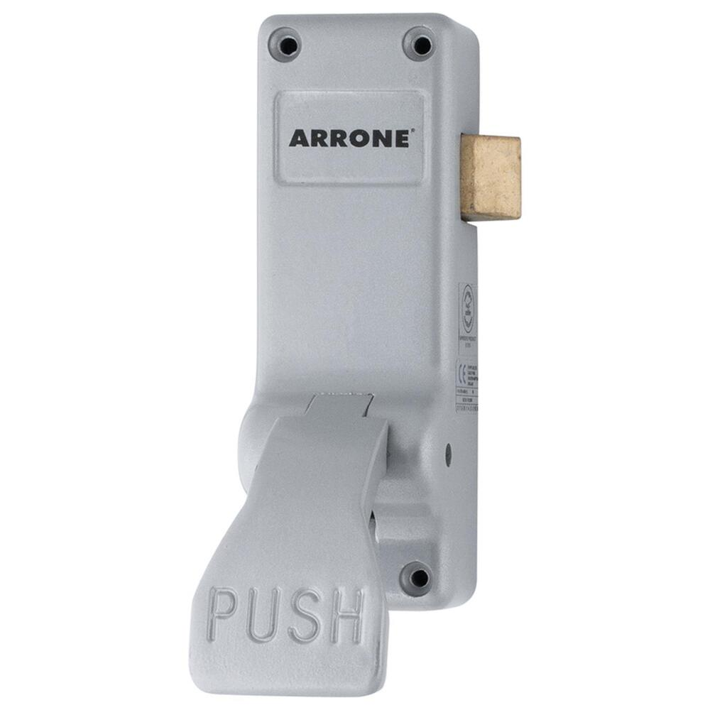 Hoppe Arrone Single Push Pad Emergency Paddle Fire Exit