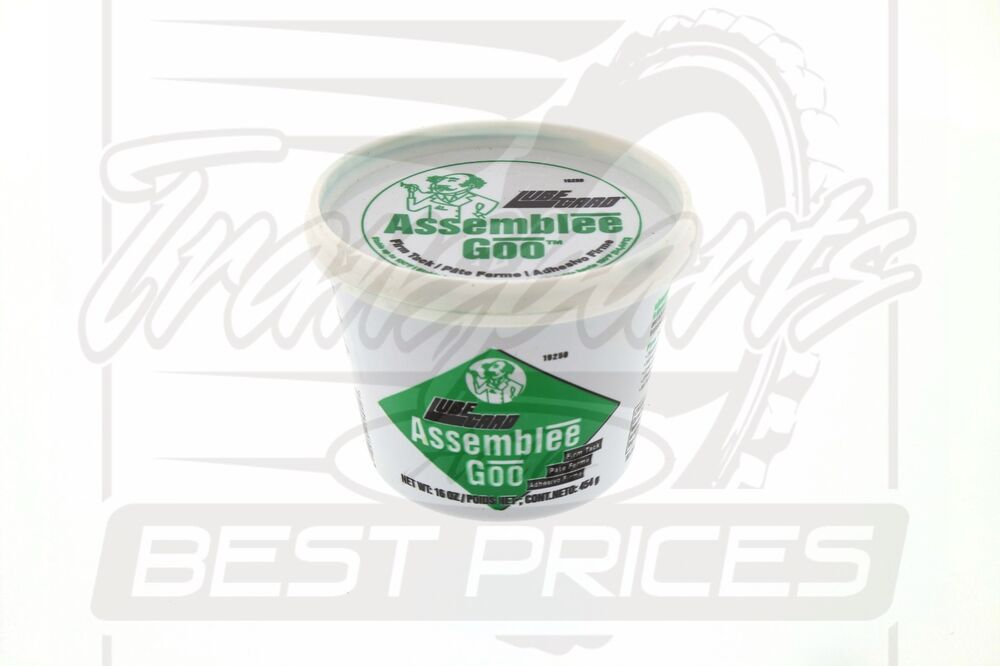 Transmission Assembly Lube Dr Tranny Lubegard Grease Green