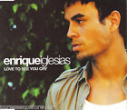 ENRIQUE IGLESIAS - Love To See You Cry (UK 4 Tk Enh CD Single Pt 1)